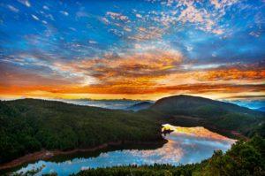 太平山翠峰湖