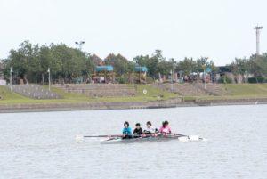 親水公園西式划船