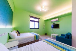宜蘭民宿房間照片