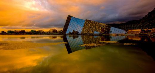 蘭陽博物館風雲